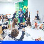 1.200 escolares de Tenerife participan en talleres sobre el consumo responsable y reciclaje de plásticos