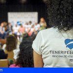 El Cabildo de Tenerife imparte formación sobre la iniciación al voluntariado
