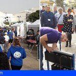 Arranca en Arona la VI Feria de las Profesiones y el Empleo