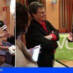 VOX en Tenerife da a conocer en Arona sus inquietudes, ideas y propuestas