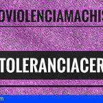 El Gobierno de Canarias rechaza y condena el asesinato machista cometido en Tenerife