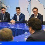Canarias | El convenio de carreteras generará unos 4.000 puestos de trabajo en las Islas