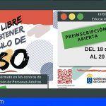 Abierto el plazo de inscripción en la prueba libre para la obtención del graduado en ESO 2019