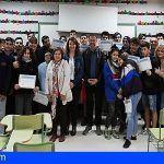 Unos 30 jóvenes de San Miguel obtienen el certificado de Manipulador de Alimentos