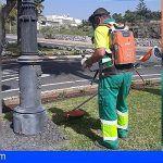 San Miguel de Abona, pionero en maquinaria de limpieza viaria cien por cien sostenible