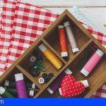 El Ayuntamiento de San Sebastián de La Gomera organiza talleres de costura creativa