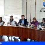 El Ejecutivo canario intensifica la coordinación de la gestión de la tutela de personas mayores