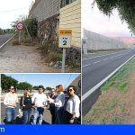 El Cabildo destina 640.000 euros a rehabilitar el firme de las vías TF-652 y TF-653 en Arona