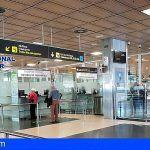 Detienen en el aeropuerto Tenerife Sur a una persona por una orden dictada por un Juzgado de Madrid