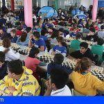 San Miguel acoge la final infantil y cadete de ajedrez por equipos de los XXXII Juegos Cabildo