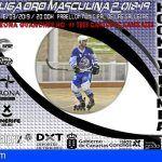 El Arona Guanches Hockey Club se enfrentara al Kamikazes B de Tres Cantos  en la duodécima jornada de la liga nacional oro masculina