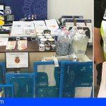 Desmantelan en Arona la imprenta clandestina de billetes falsos más activa de España