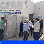 Granadilla impulsa la puesta en marcha de una instalación fotovoltaica en el Centro Empresarial