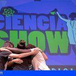 Canarias celebra su tercera edición de Ciencia Show