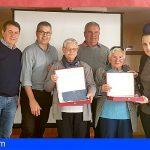 San Miguel de Abona rinde homenaje a usuarias y personal del Club de la Tercera Edad