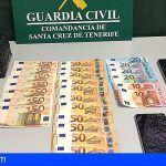 Portaban adosados a sus cuerpos más de dos kilos de cocaína en el Aeropuerto de La Palma