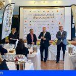64 vinos se catan en la segunda fase del Concurso Agrocanarias en La Gomera