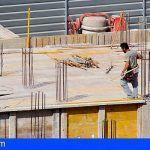 Es una buena noticia, la mejor sobre la construcción en Canarias