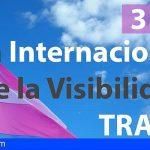 """Tenerife   31 de Marzo """"Día Internacional de la Visibilidad Trans"""""""