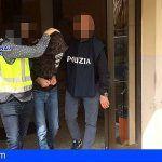 Detienen en Tenerife a cuatro ciudadanos italianos, integrantes de una organización criminal