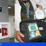 La Candelaria se convierte en un hospital 'cardioprotegido' con desfibriladores semiautomáticos externos