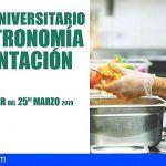 Adeje | La ULL abre el plazo de inscripción para el Diploma Universitario en Gastronomía y Alimentación