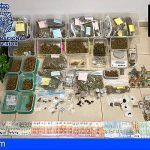 Detienen en Lanzarote a una mujer que vendía drogas cerca de varios centros de enseñanza