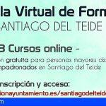Santiago del Teide pone en marcha su Escuela Virtual de Formación