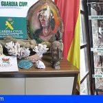 San Miguel   Incautan en una finca en Aldea Blanca numerosas especies protegidas por el Convenio CITES