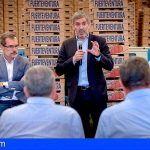 Canarias seguirá luchando para que la incertidumbre en Europa no afecte a los avances en el sector primario