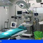 El Hospital de La Gomera aumentó las intervenciones quirúrgicas un 18 por ciento durante 2018