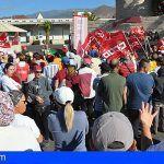 Los trabajadores de la empresa Bonnysa en Granadilla continuarán con la huelga hasta obtener una solución