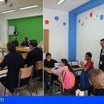 Educación y Google ponen en marcha en el IES Adeje un proyecto piloto de innovación tecnológica en el aula