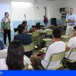 El área de Educación de Arona colabora en la Semana Cultural y de la Salud del IES Los Cristianos
