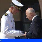 Canarias | La Infantería de Marina distingue al Periodista José Antonio Cabrera, en el 482 Aniversario de su Fundación