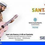 Juan Luis Guerra pone el colofón al Carnaval de Día en el fin de semana de Piñata en Santa Cruz