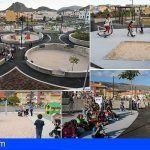 Cabo Blanco inaugura el nuevo parque Luis Diego Cuscoy (La Trujilla)