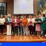 La artesanas gomeras protagonizan la celebración del 8 de marzo en la Isla