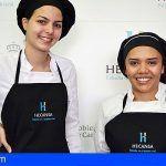 Tenerife | Dos alumnas de Hecansa participan en la final del concurso de escuelas de cocina Protur Chef 2019
