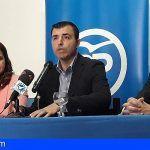 Águeda Fumero candidata del Partido Popular para la Alcaldía de Arona