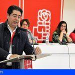 El PSOE de Tenerife aprueba por unanimidad la lista al Cabildo de Tenerife encabezada por Pedro Martín