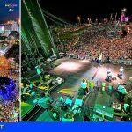 400.00 personas abarrotaron Santa Cruz para disfrutar a Juan Luis Guerra y otras actuaciones musicales
