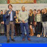 Tenerife | El Plan de Acción por el Empleo del Cabildo propicia la creación de 117 empleos indefinidos en el último año