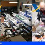 Desmantelada una de las principales distribuidoras online de productos falsificados de lujo en España
