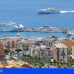 Podemos, Sí se puede e Izquierda Unida reafirman su defensa del puerto de Los Cristianos