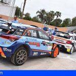 Adeje: SIAM MALL tendrá actividad los tres días de carrera del «Rallye Adeje 2019»