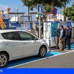 Técnicos de la Diputación de Badajoz vienen a Canarias para conocer la Red de Recarga de Vehículos Eléctricos