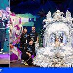 Chloe Breban, Reina Infantil del Carnaval Internacional de Los Cristianos