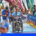 El IV Reto Fred. Olsen Tenerife Bluetrail para personas con discapacidad abre el plazo de inscripción