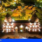 Loro Parque, Siam Park y Poema del Mar apagan las luces durante 'La Hora del Planeta'